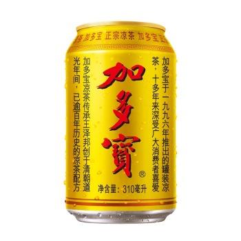 加多宝凉茶310ml*24罐