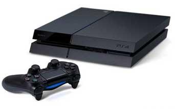 PlayStation 4 电脑娱乐机 ps4