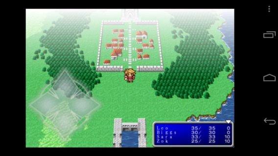 最终幻想Ⅰ截图第3张