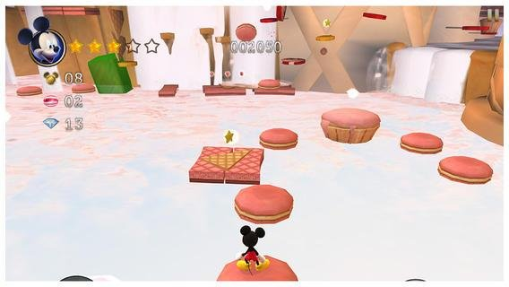梦幻城堡:米奇屋历险截图第3张