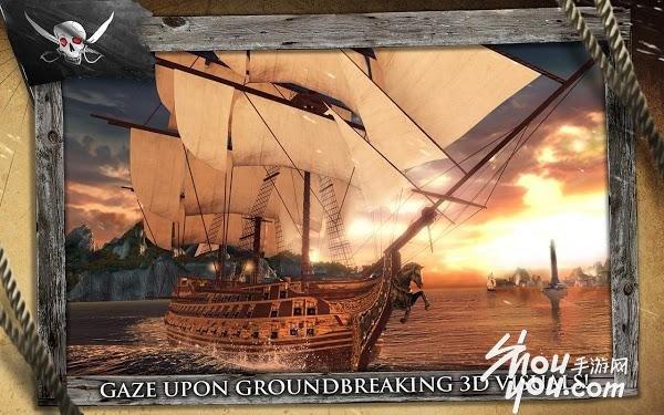 刺客信条之海盗奇航截图第2张