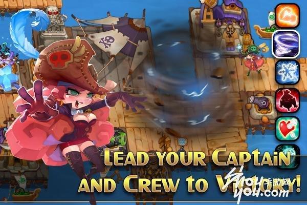 请叫我海盗:加勒比传奇截图第3张