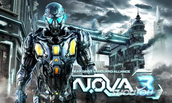 近地联盟先遣队3 N.O.V.A 3截图第1张