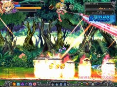 VIVA Fighter游戏截图