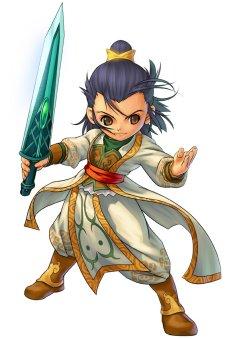 梦幻古龙-游戏人物