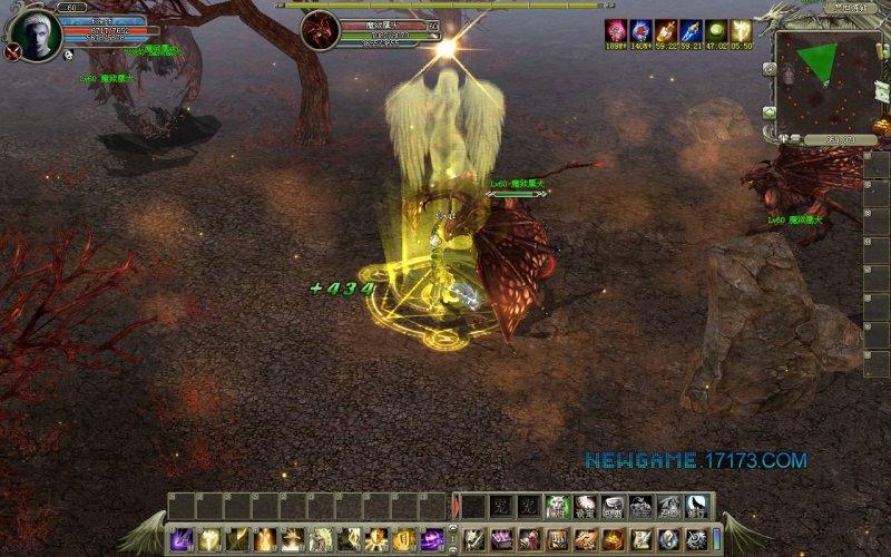 天魔传说游戏截图第3张