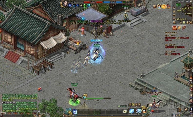 剑侠世界2-试玩截图第1张