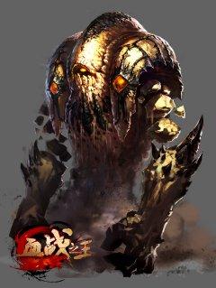 血战之王-怪物原画