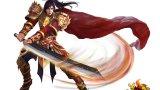 古羌传奇-游戏原画