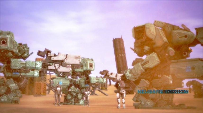 《机甲大战》图片第2张