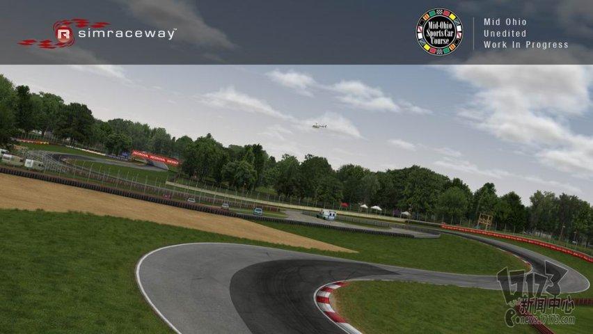 《模拟赛道》图片第2张