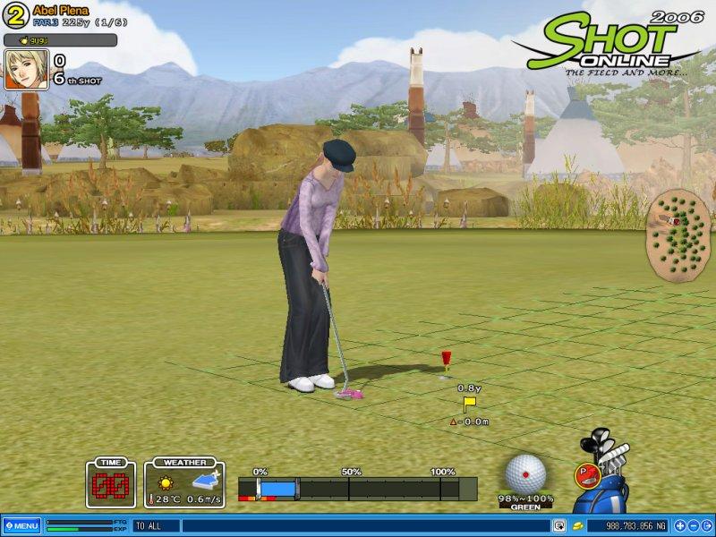 Shot Online游戏截图第4张