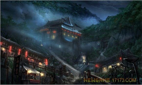 百鬼夜行-游戏图片第3张