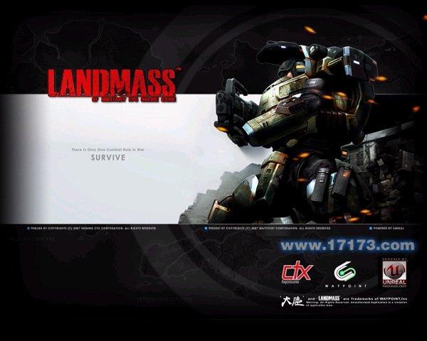 《LAND MASS》图片第16张