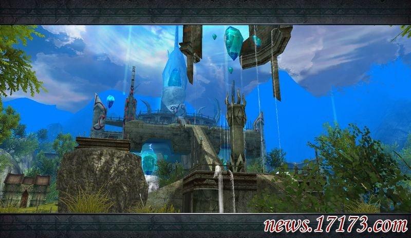 圣殿之光游戏截图第1张