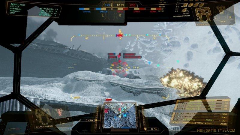 机甲战士OL-试玩截图第2张