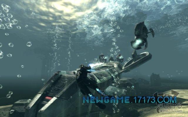 深海暗影OL游戏截图第2张