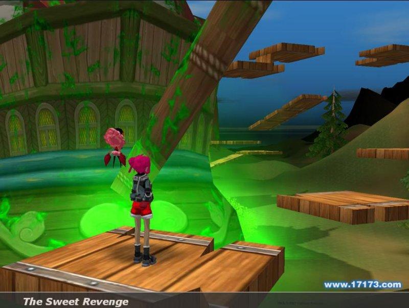 FusionFall游戏截图第3张