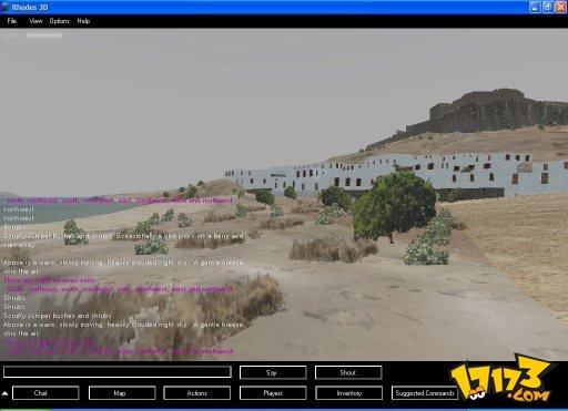 Rhodes 3D游戏截图第1张