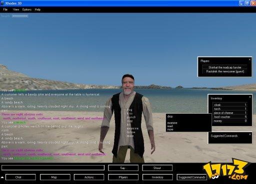 Rhodes 3D游戏截图第3张