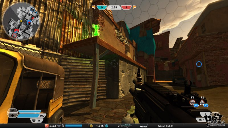 枪战世界游戏截图第20张