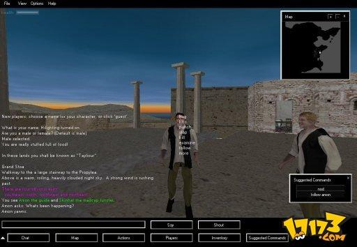 Rhodes 3D截图第3张