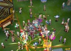 炎龙骑士团OL游戏截图