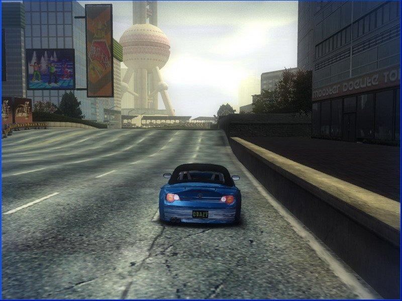 疯狂飚车游戏截图第1张