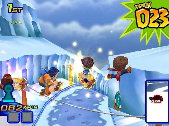 《滑板王Online》图片第4张