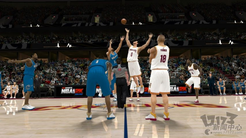 《NBA2K OL》图片第20张