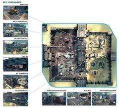 泰坦陨落-游戏地图