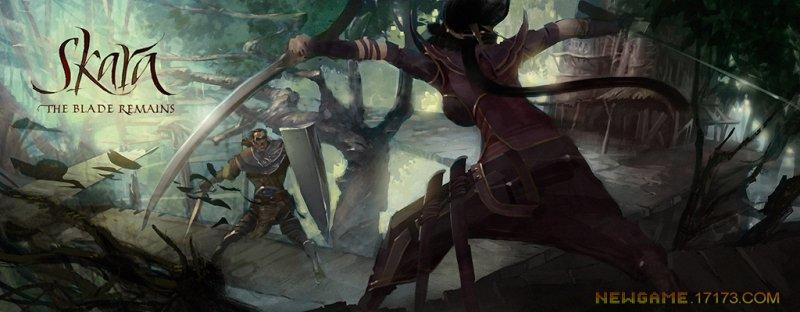 Skara:刀锋遗迹截图第1张