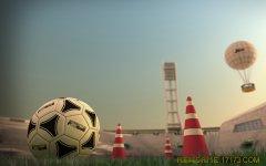 自由足球-游戏场地
