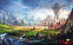 丝路传说2-游戏原画