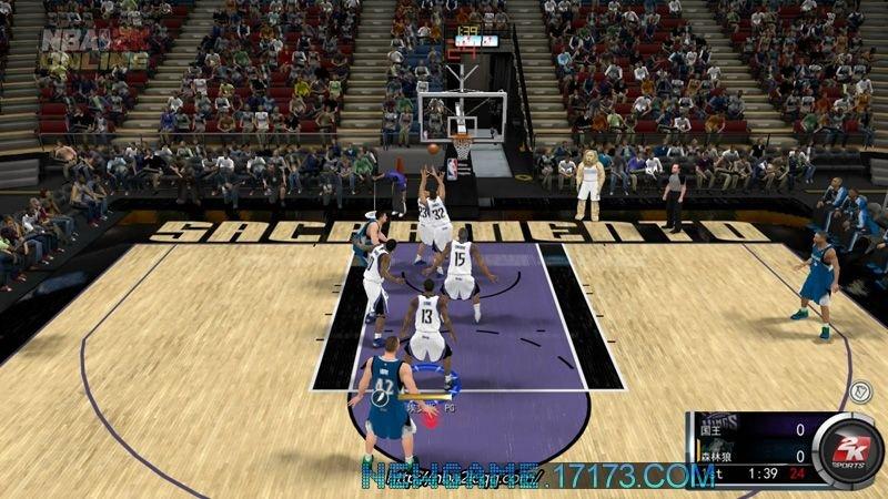 《NBA2K OL》图片第3张