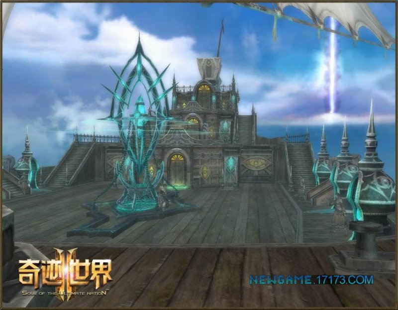 奇迹世界2游戏截图第1张