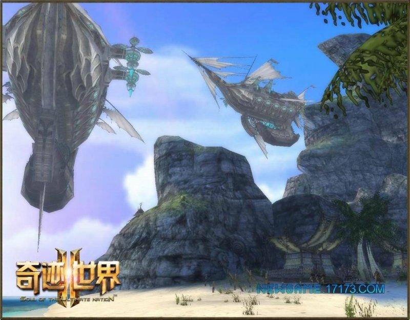 奇迹世界2游戏截图第4张
