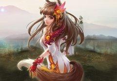 狐狸三国-游戏原画