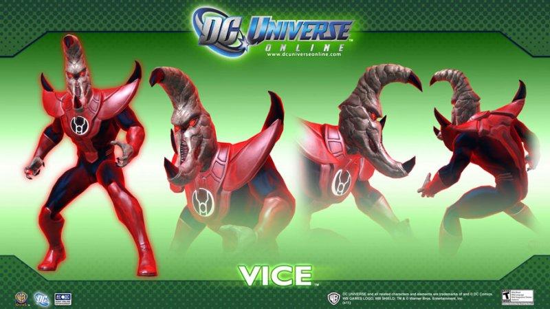 DC漫画英雄OL-人物设定图第7张