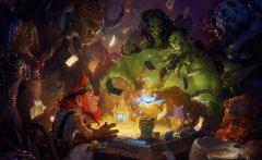 《炉石传说:魔兽英雄传》职业壁纸