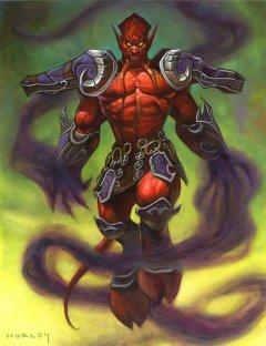 《炉石传说》卡牌原画职业篇之术士