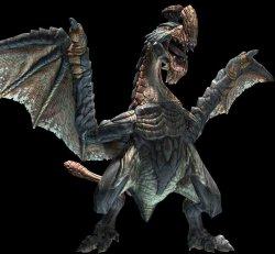 《怪物猎人OL》原画