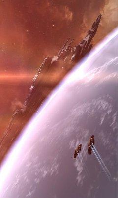 邓肯·哈里斯《EVE》游戏艺术(二)