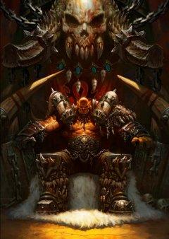 《炉石传说》职业原画之战士