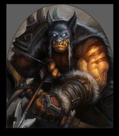 《炉石传说》职业原画之猎人