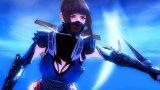 《激战2》暗影刺客女装(蓝)