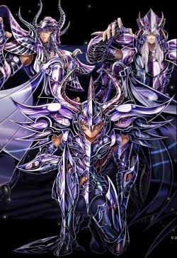 《圣斗士星矢OL》冥王之怒