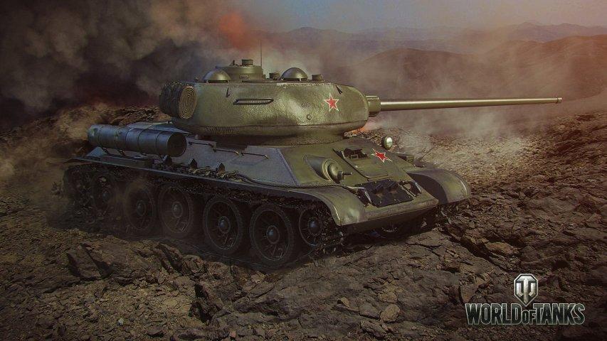 《坦克世界》官方壁纸第3张