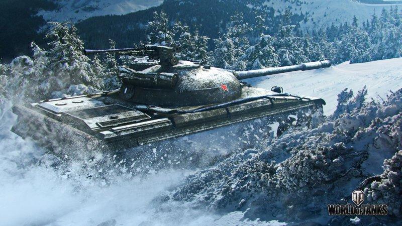 坦克世界截图第2张
