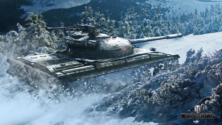 《坦克世界》官方壁纸第2张